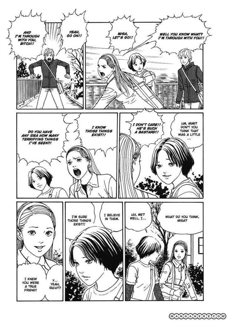 Mimi No Kaidan 6 Page 4