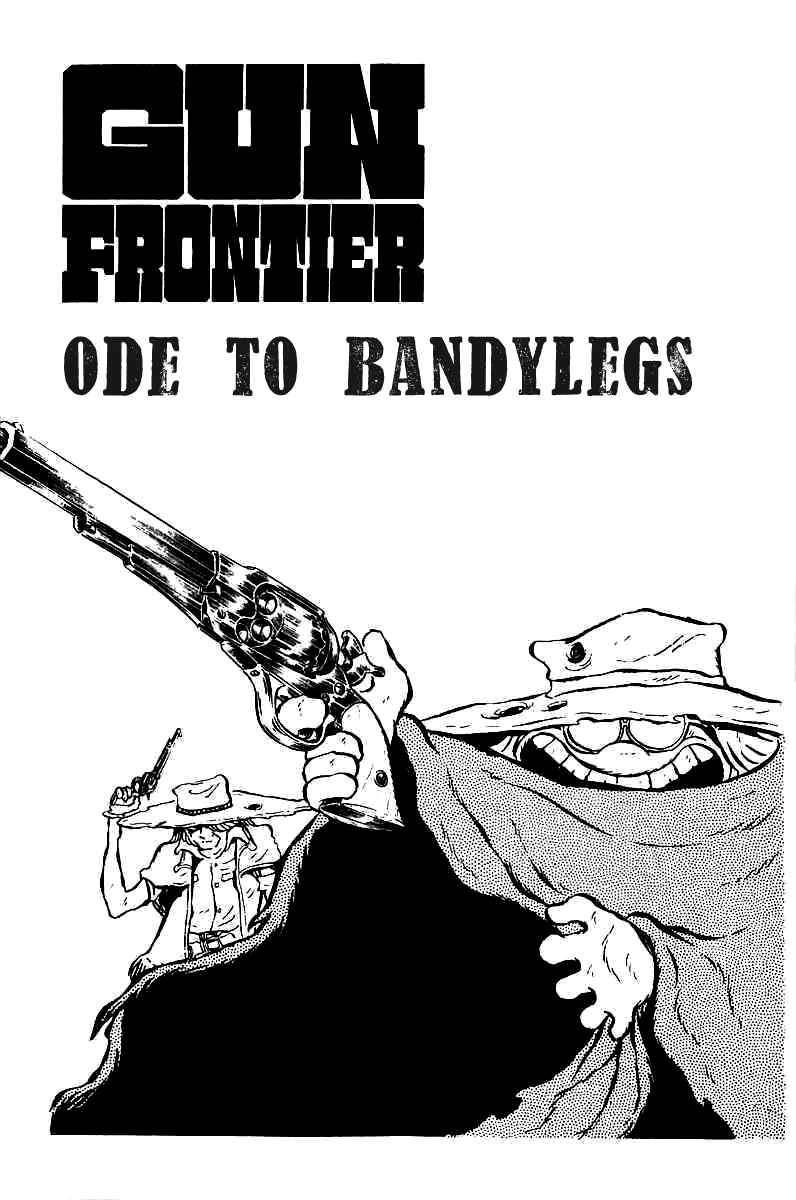 Gun Frontier 8 Page 1