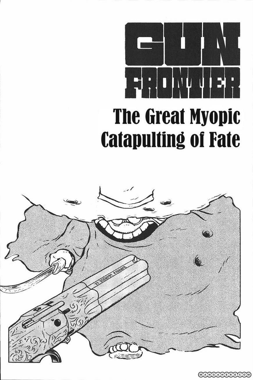 Gun Frontier 18 Page 1