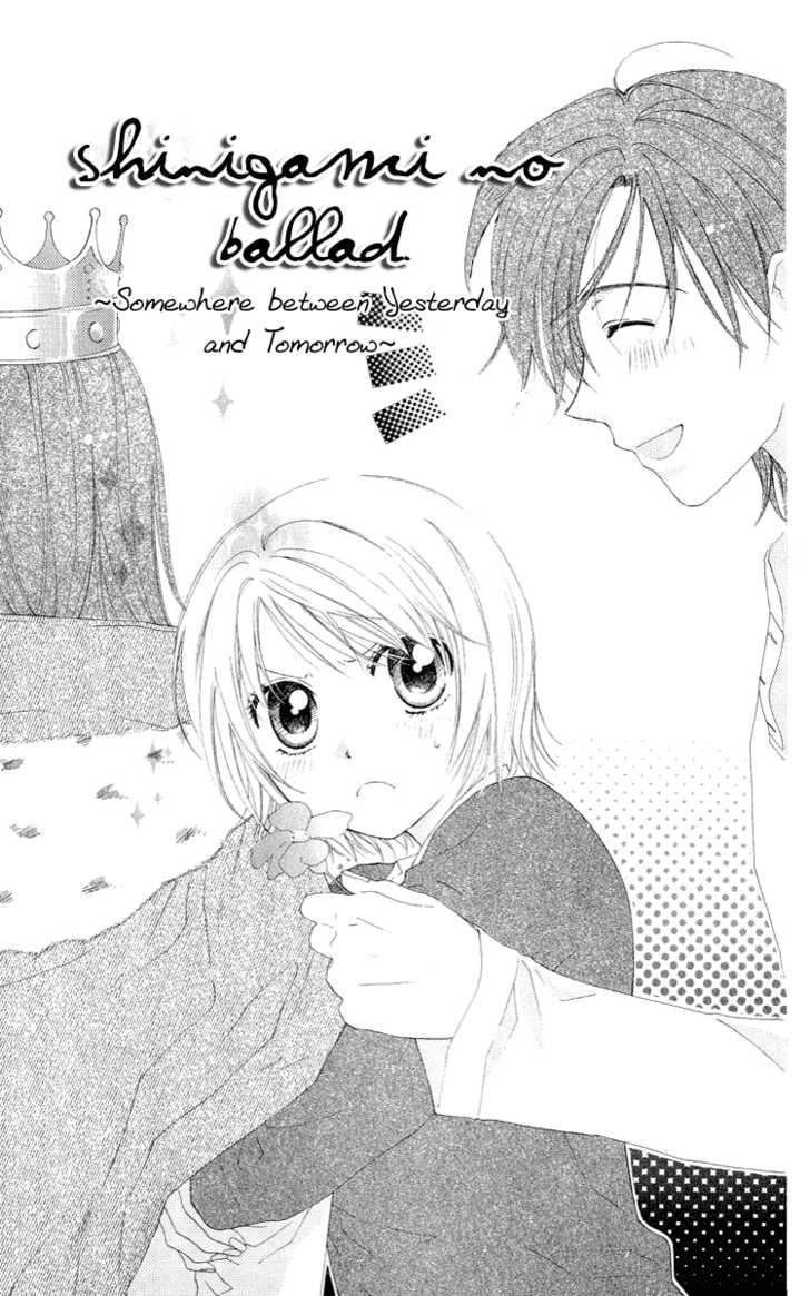 Shinigami no Ballad 3 Page 2