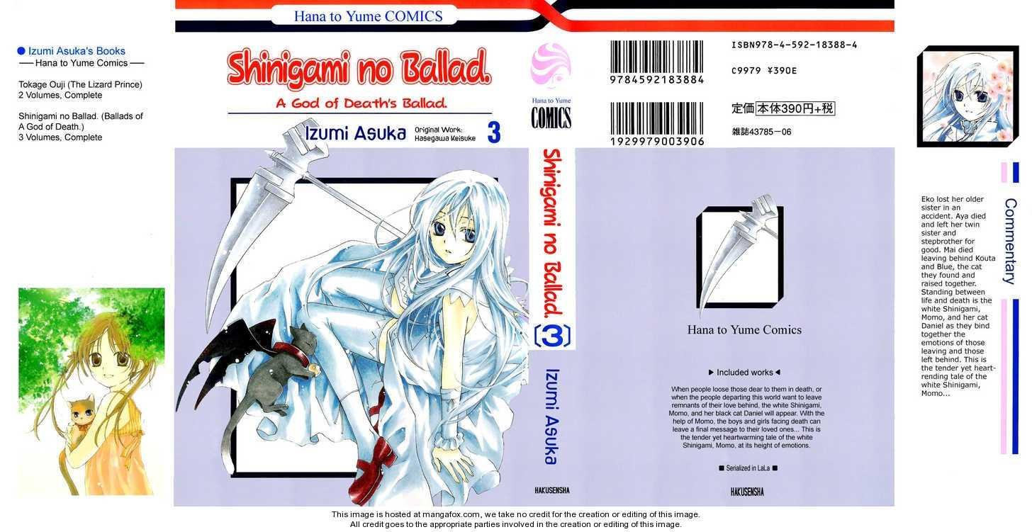 Shinigami no Ballad 8 Page 2