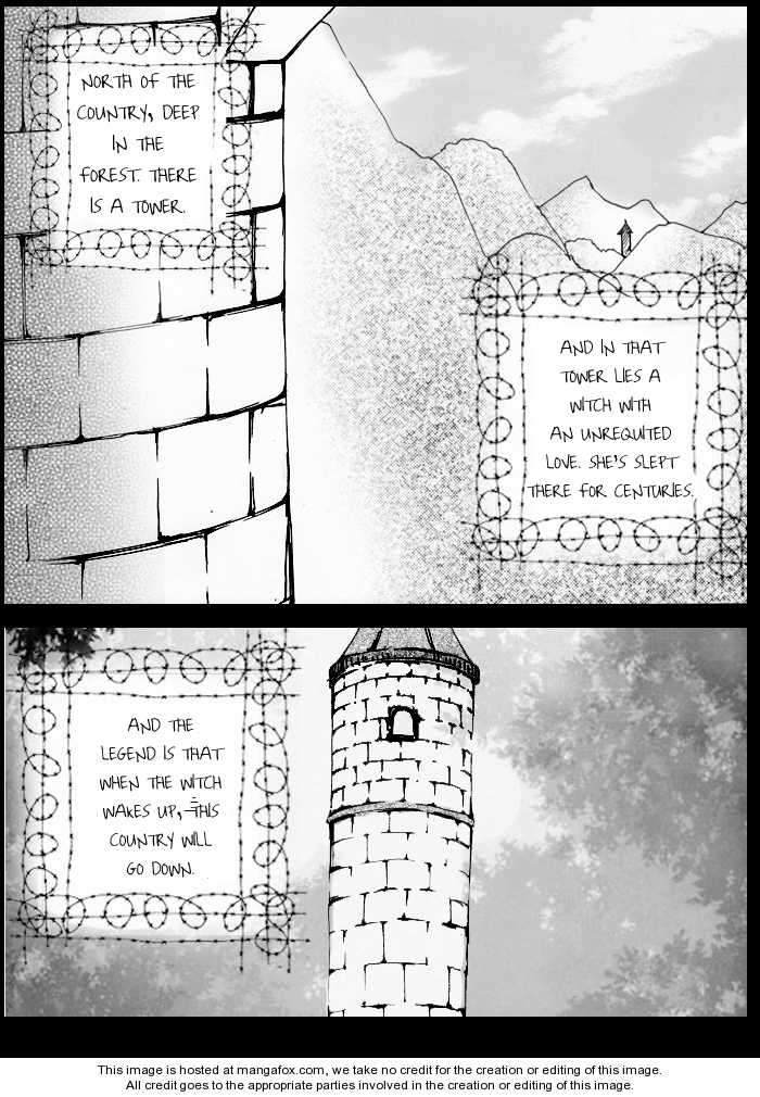 The Sleeping Witch 1 Page 3