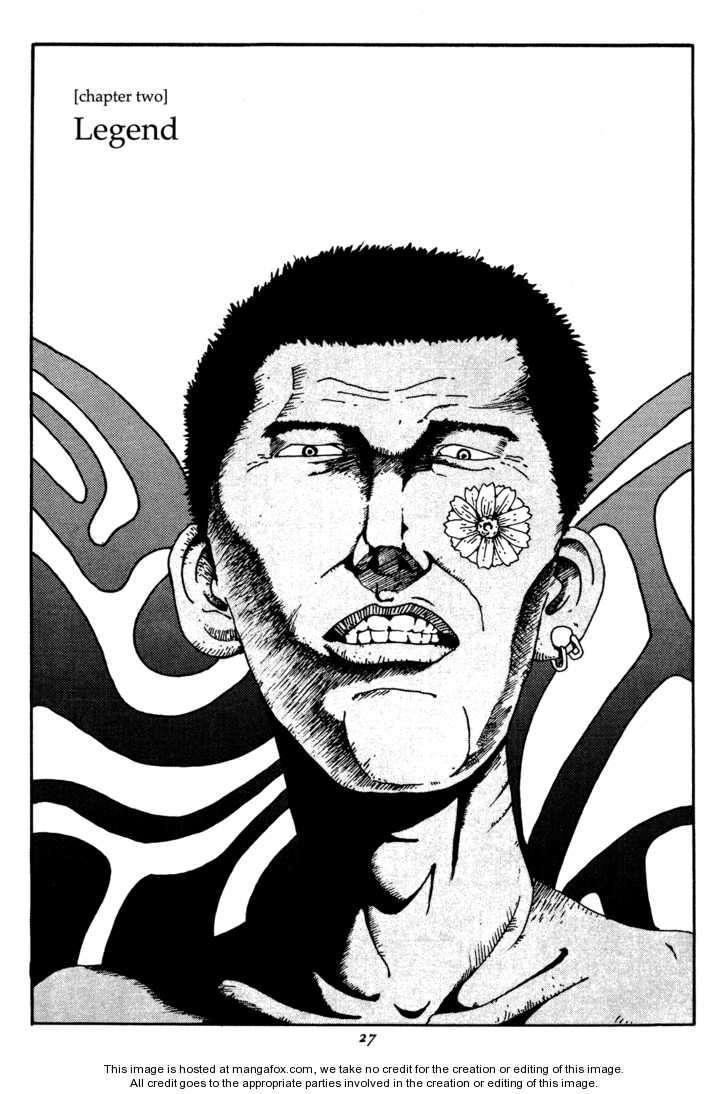 Zero Matsumoto Taiyo 2 Page 1