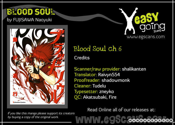 Blood Soul 6 Page 2