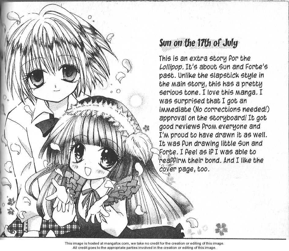 Mamotte! Lollipop 14.1 Page 1