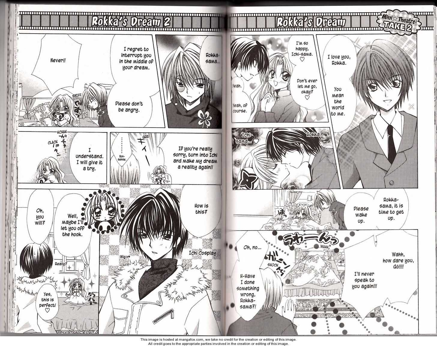 Mamotte! Lollipop 22.1 Page 1