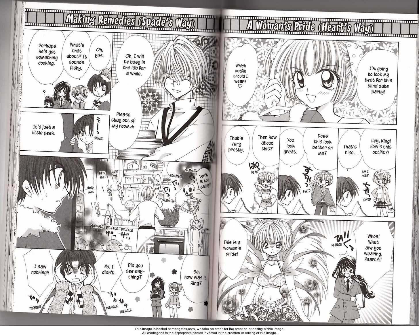 Mamotte! Lollipop 22.1 Page 2