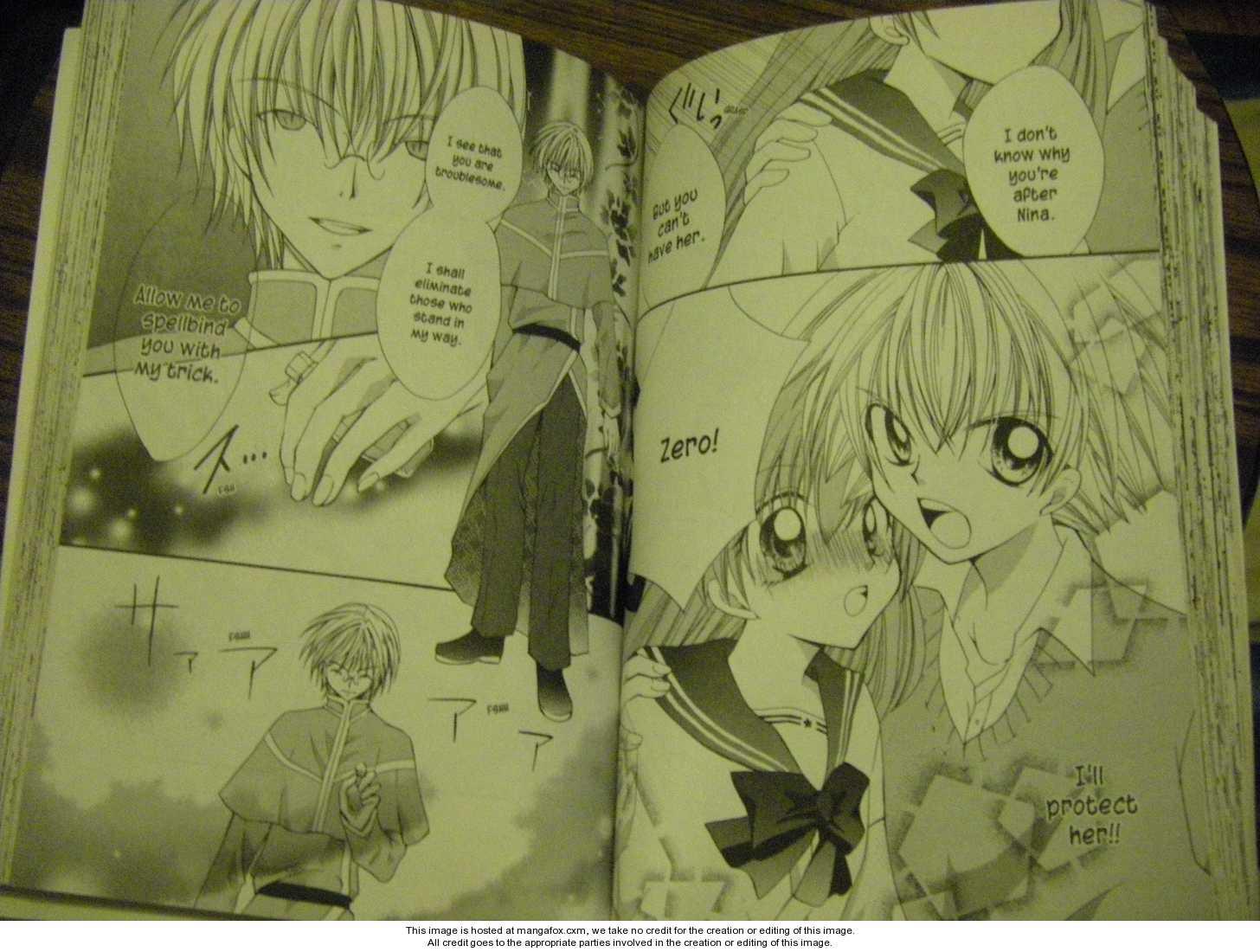 Mamotte! Lollipop 25.2 Page 1