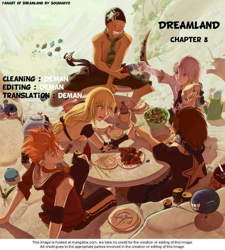 Dreamland 8 Page 1