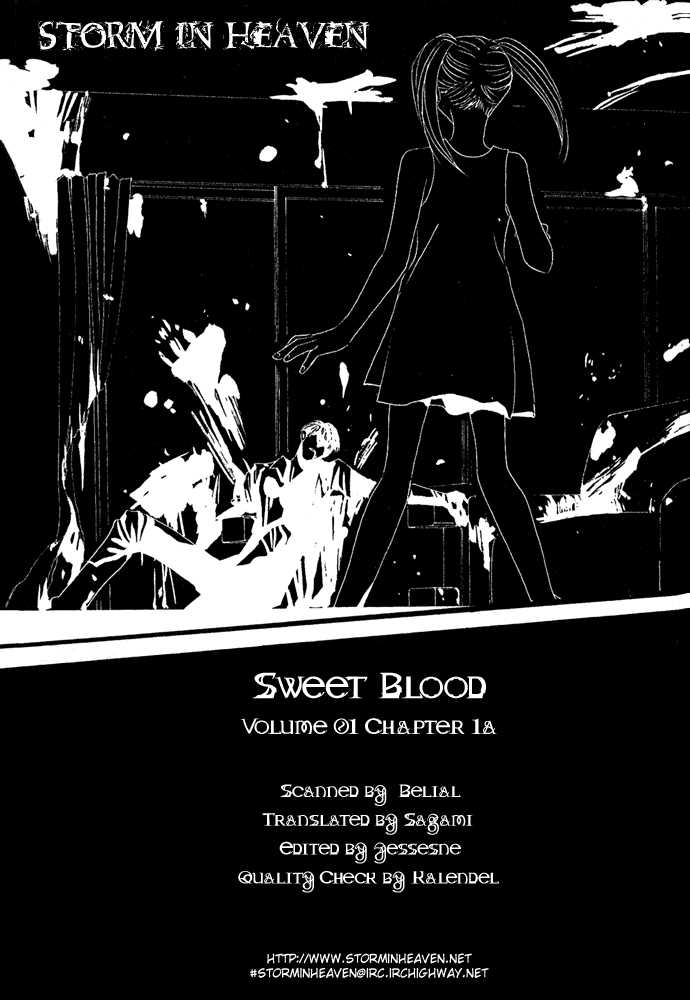Sweet Blood 1.1 Page 1