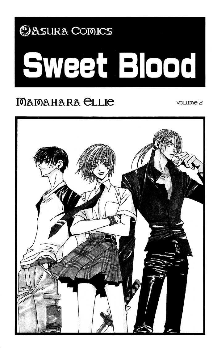 Sweet Blood 4 Page 2