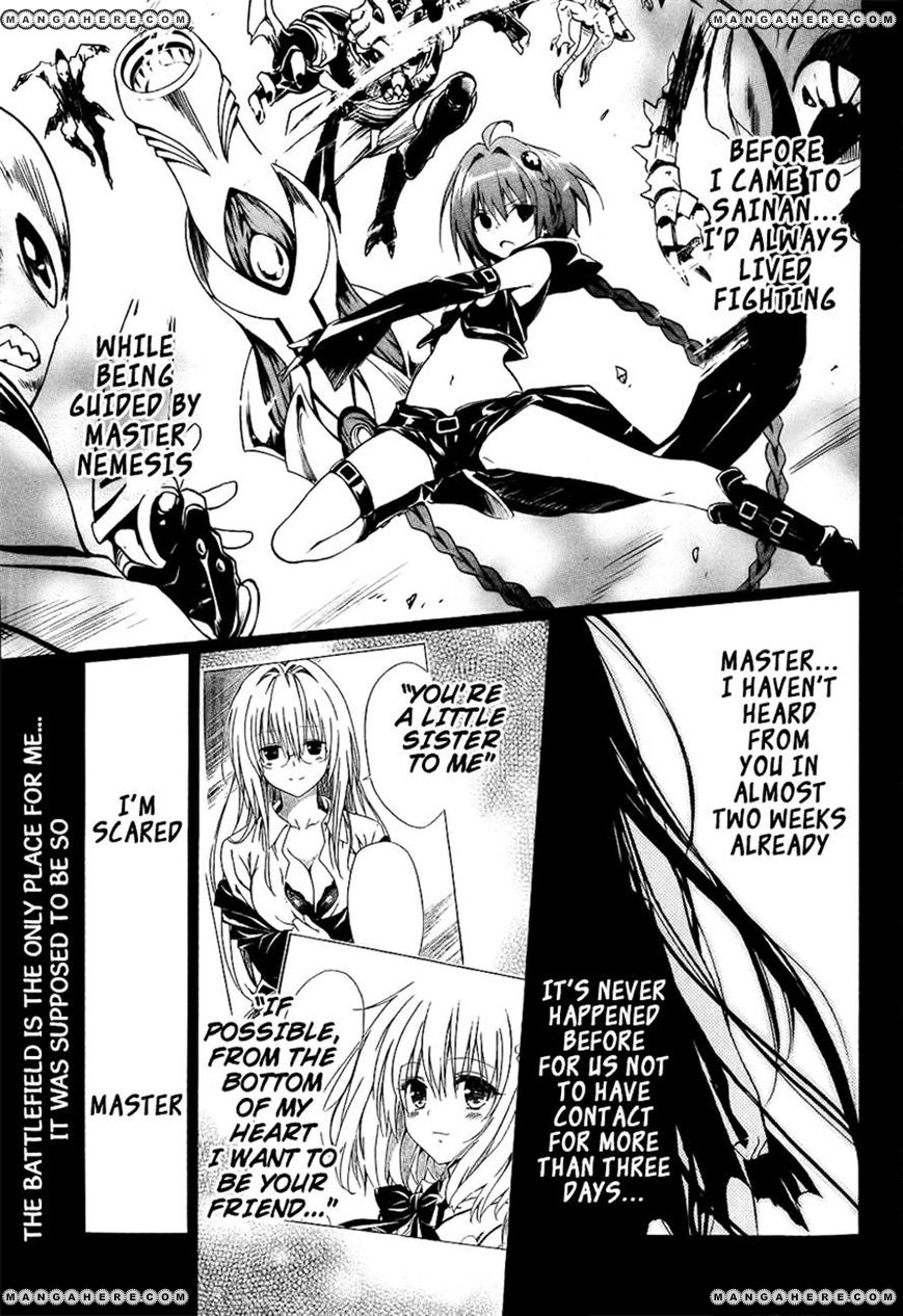 To Love Ru Darkness 20 Page 4