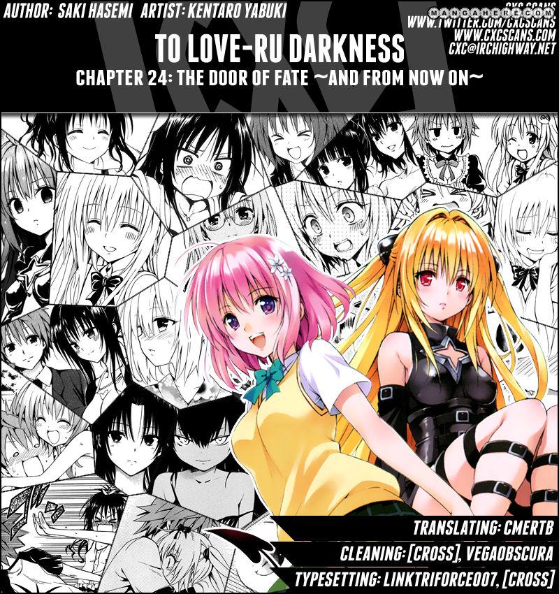 To Love Ru Darkness 24 Page 1