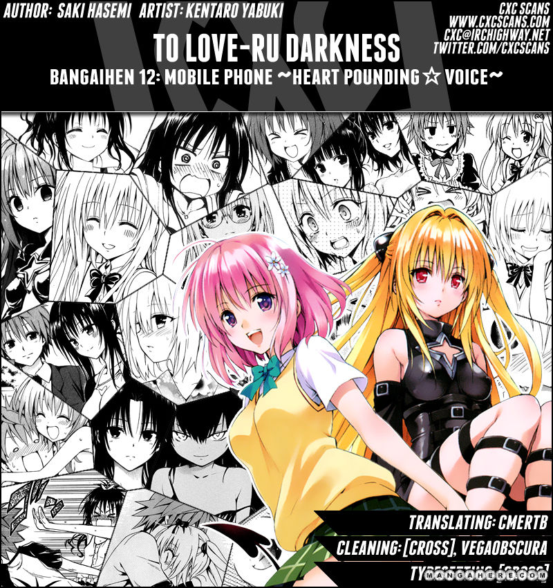 To Love Ru Darkness 30.5 Page 1