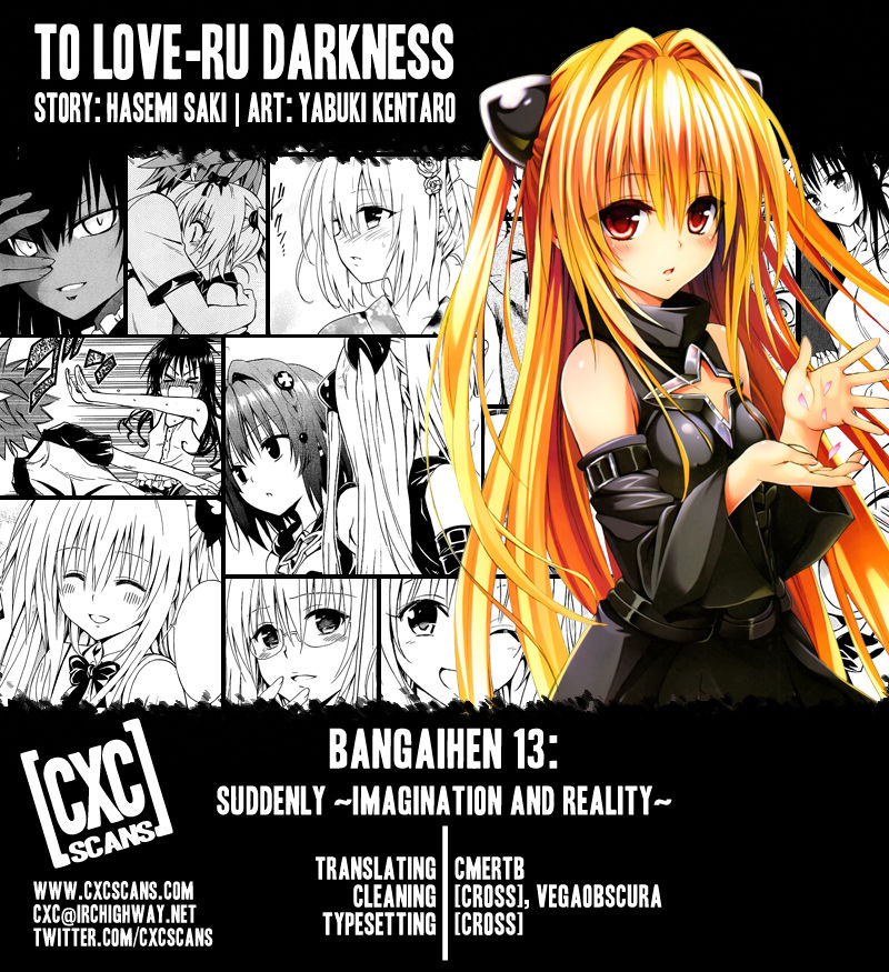 To Love Ru Darkness 32.5 Page 1