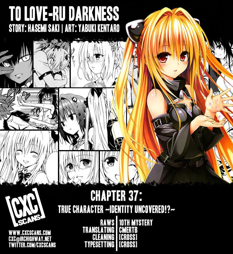 To Love Ru Darkness 37 Page 1