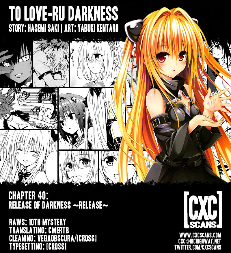 To Love Ru Darkness 40 Page 1