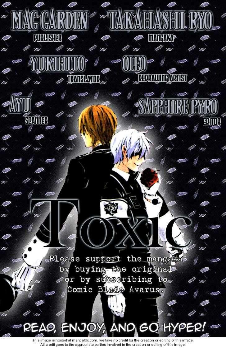 Toxic Takahashi Ryo 1 Page 1