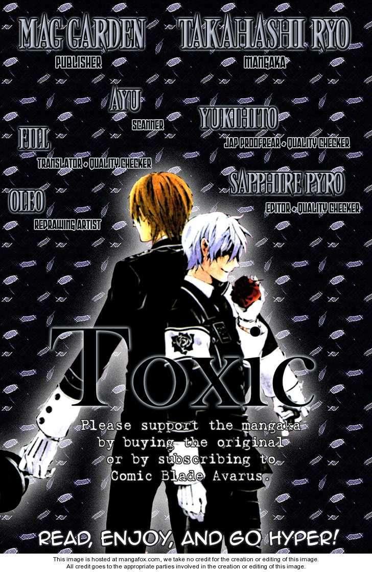 Toxic Takahashi Ryo 2 Page 1