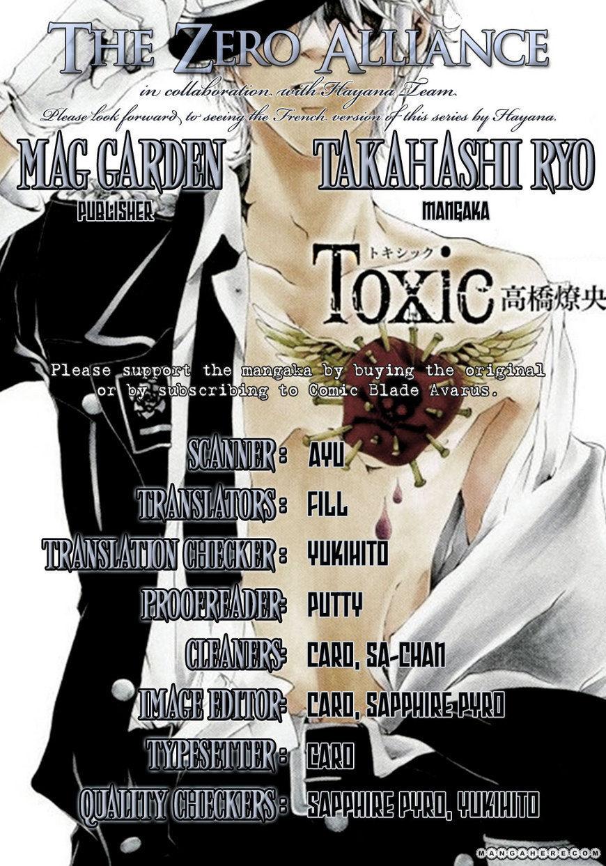 Toxic Takahashi Ryo 6 Page 1