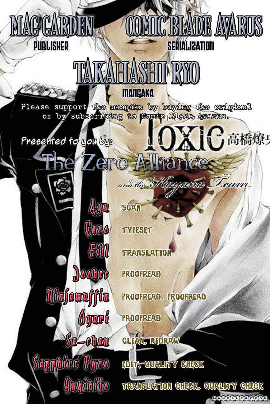 Toxic Takahashi Ryo 8 Page 1