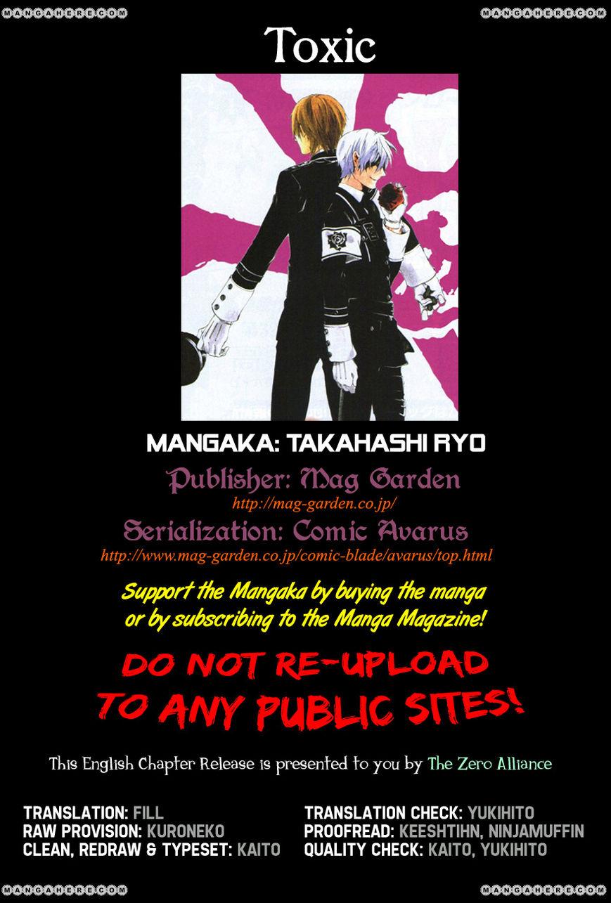 Toxic Takahashi Ryo 11 Page 1