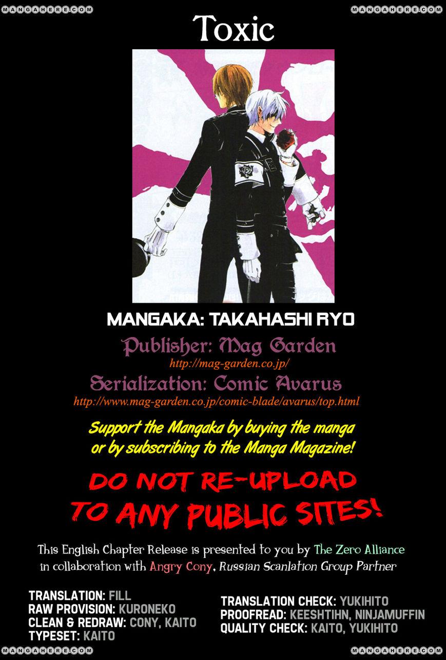 Toxic Takahashi Ryo 13 Page 1