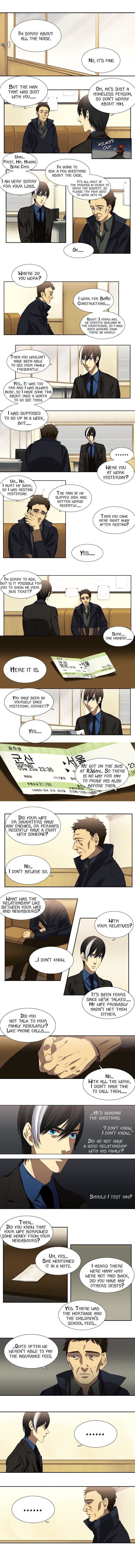 Supernatural Investigation Department 4 Page 1