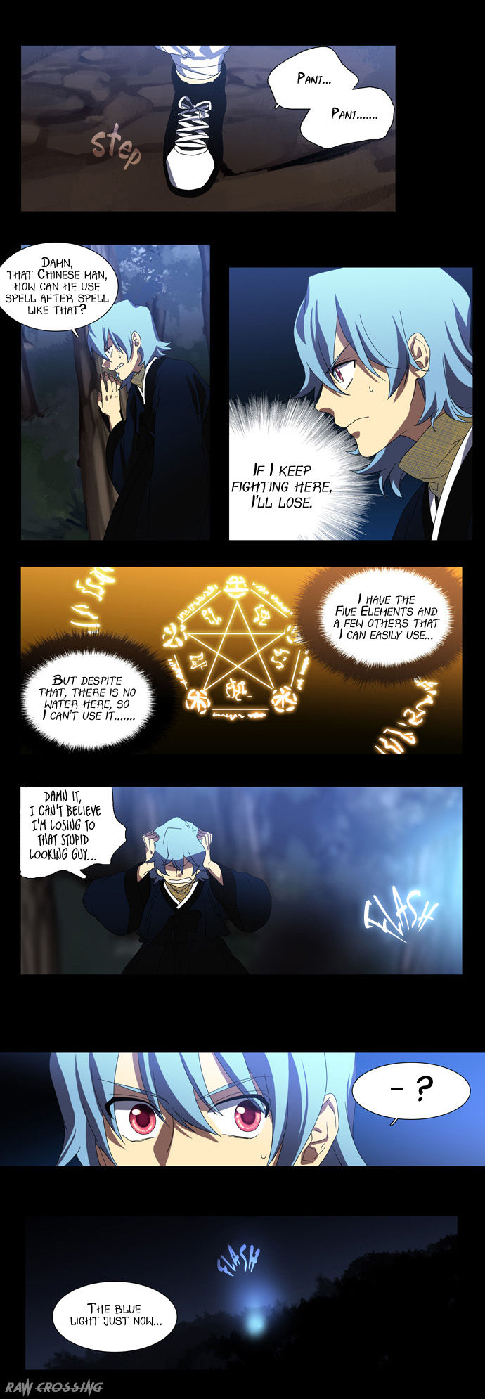Supernatural Investigation Department 48 Page 3