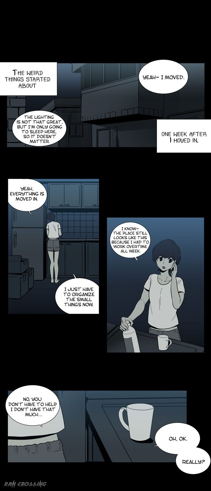 Supernatural Investigation Department 58 Page 2