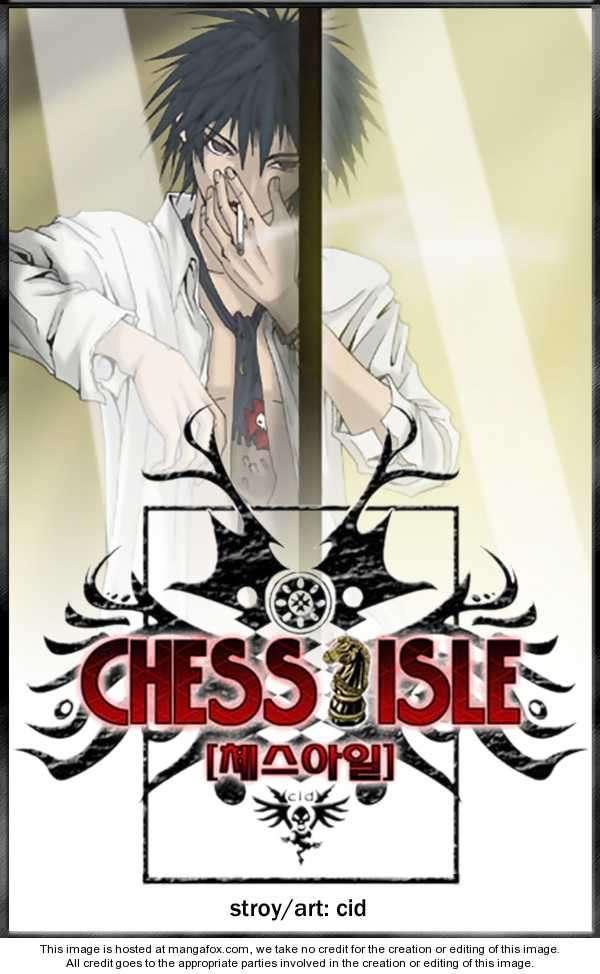 Chess Isle 1 Page 1