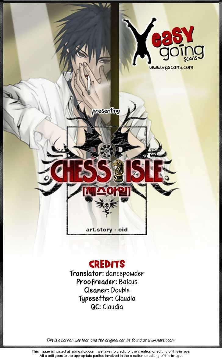 Chess Isle 2 Page 1