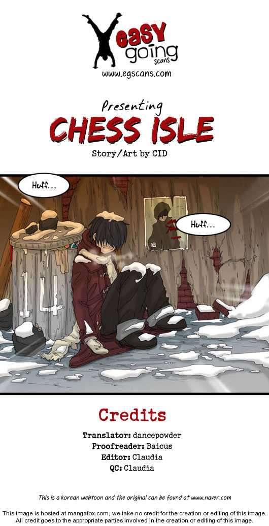 Chess Isle 3 Page 1