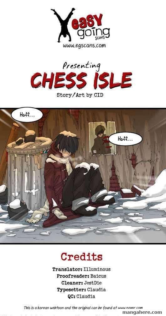 Chess Isle 5 Page 1