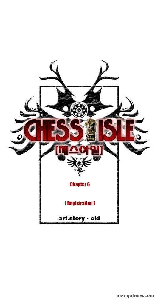 Chess Isle 6 Page 1