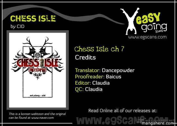 Chess Isle 7 Page 1