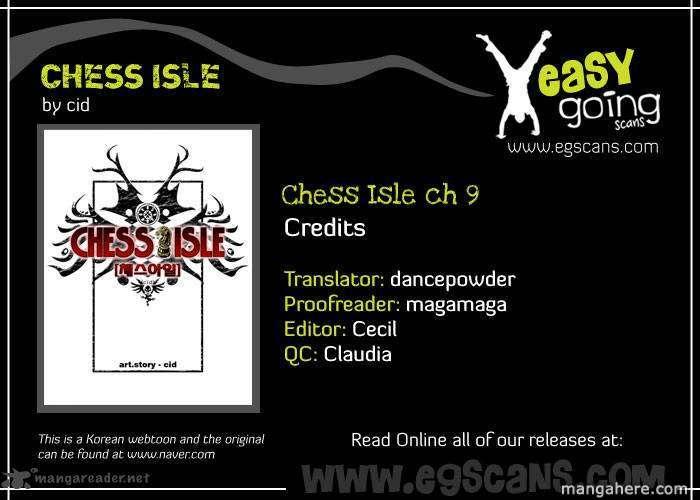 Chess Isle 9 Page 1