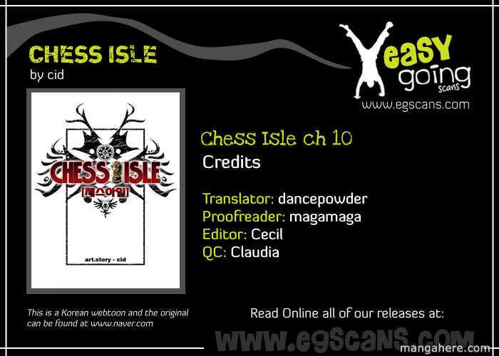 Chess Isle 10 Page 1