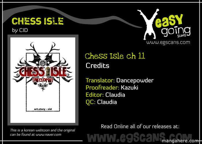 Chess Isle 11 Page 1