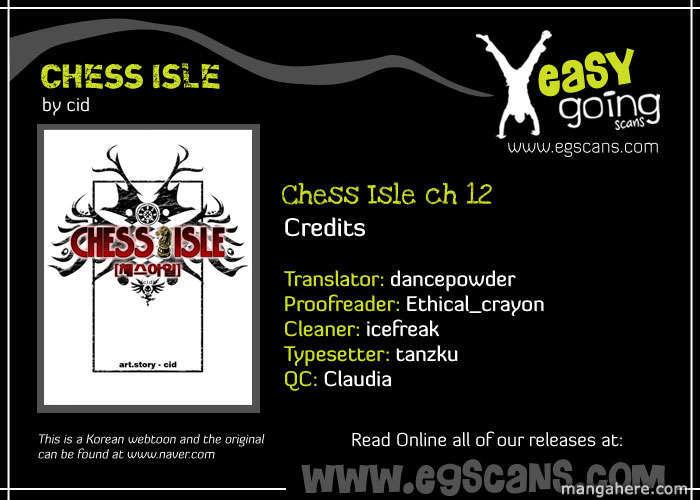 Chess Isle 12 Page 1