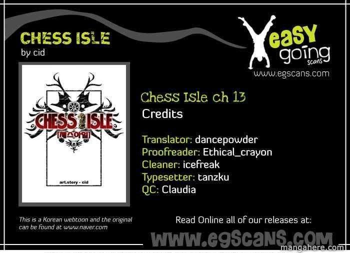 Chess Isle 13 Page 1