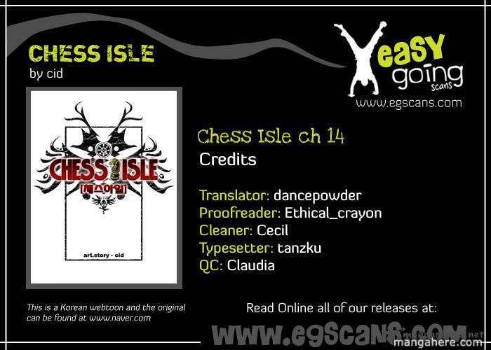 Chess Isle 14 Page 1