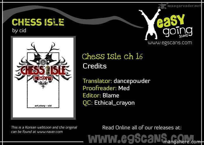 Chess Isle 16 Page 1