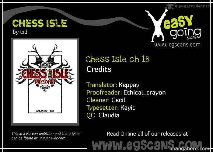 Chess Isle 18 Page 1