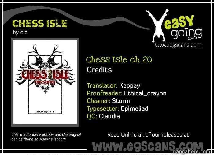 Chess Isle 20 Page 1