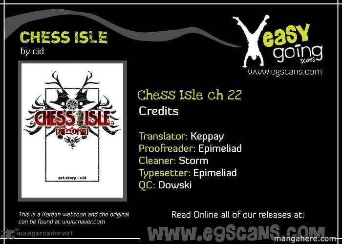 Chess Isle 22 Page 1