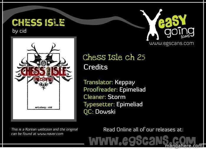 Chess Isle 25 Page 1