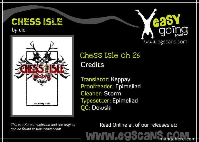 Chess Isle 26 Page 1