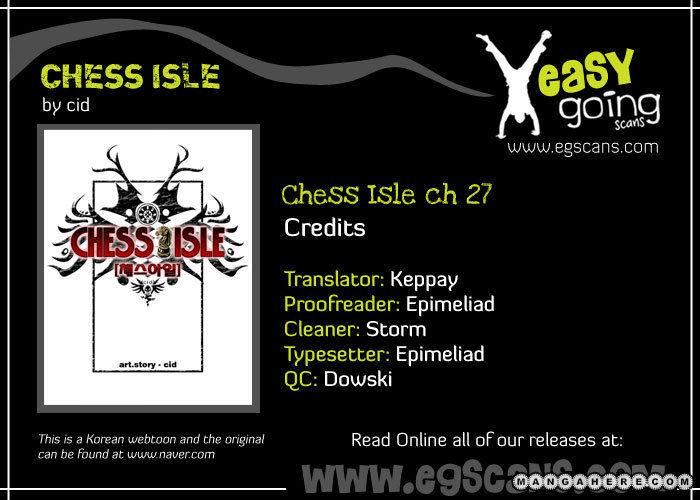 Chess Isle 27 Page 1