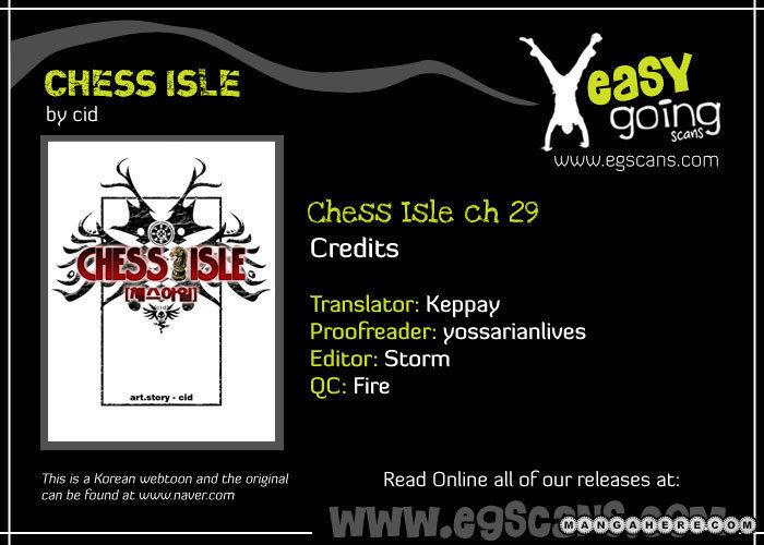 Chess Isle 29 Page 1